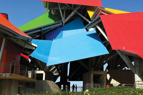 Panama Gehry Museum