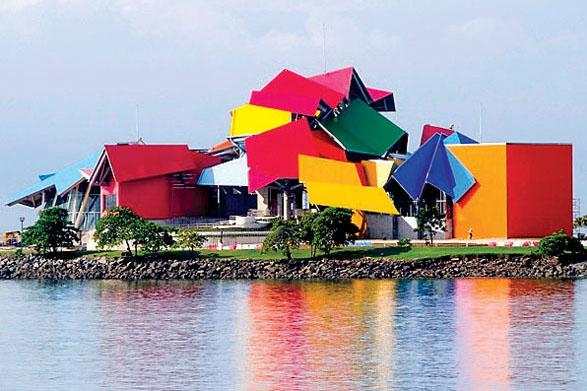 Музеят на биоразнообразието в Панама (7)