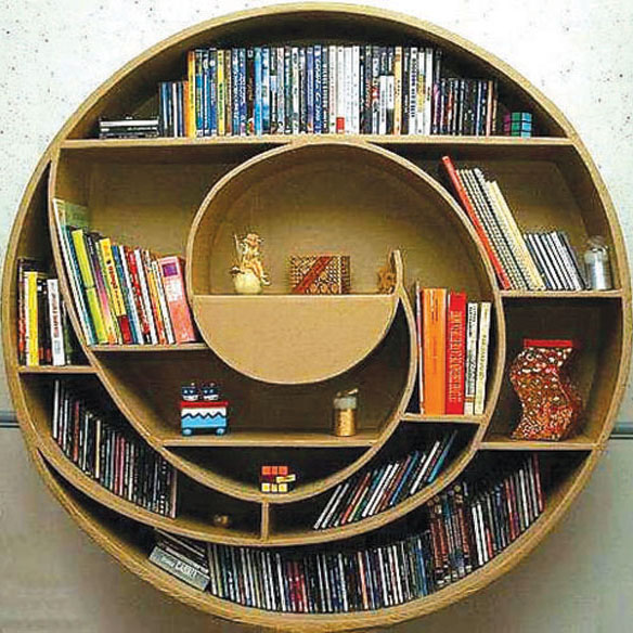 Мебели от хартия5