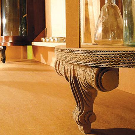 Мебели от хартия 9