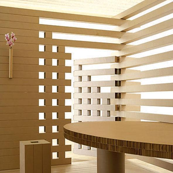 Мебели от хартия 6