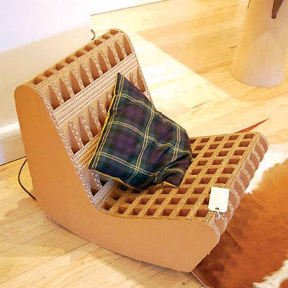 Мебели от хартия7