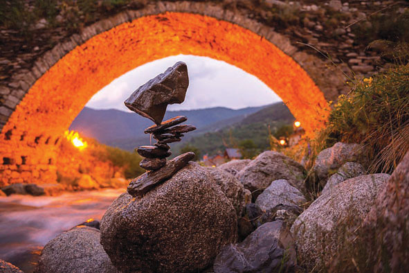 Медитиращите камъни на Майкъл Граб 6