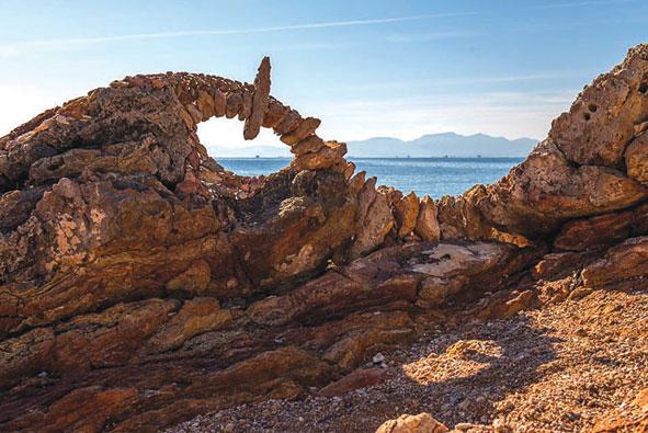 Медитиращите камъни на Майкъл Граб 8