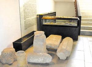 Античната сграда е датирана от времето на император Константин I Велики