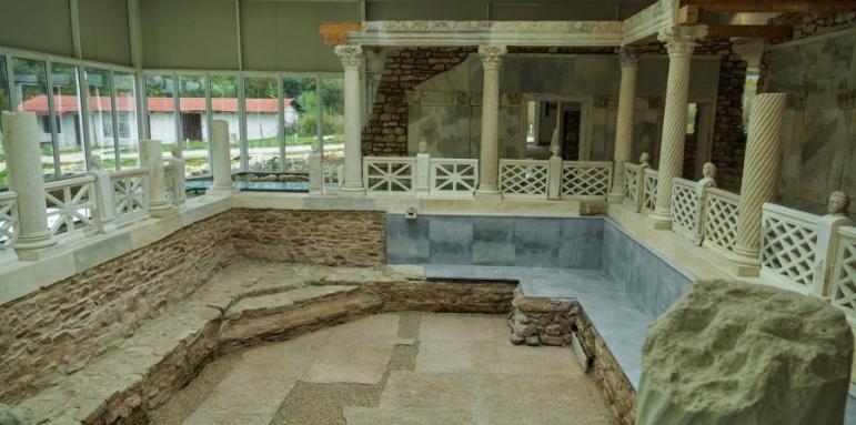 """Затварят за туристи античната вила """"Армира"""" - www.stroitelstvoimoti.com"""